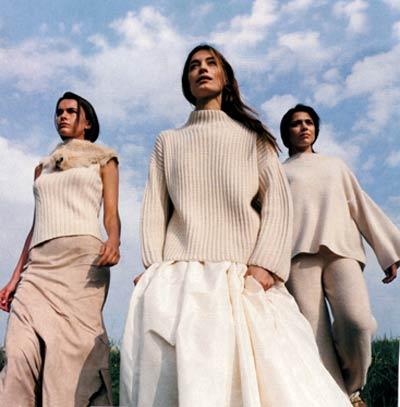 одежда в стиле кантри.